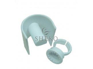 Кольцо для ресниц на ленте