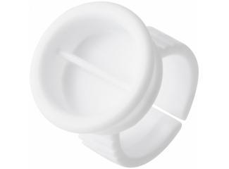 Кольцо для клея плоское с перегородкой