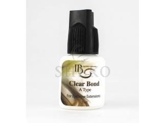 Клей для наращивания бровей гипоаллергенный Clear Bond А, i-Beauty