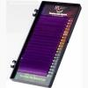 Цветные ресницы на ленте Фиолетовые Mix, i-Beauty (20 лент)