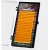 Цветные ресницы Оранжевые Mix, i-Beauty (20 лент)
