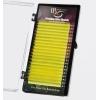 Цветные ресницы Желтые Mix, i-Beauty (20 лент)