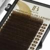 Ресницы Черный шоколад i-Beauty (20 лент)